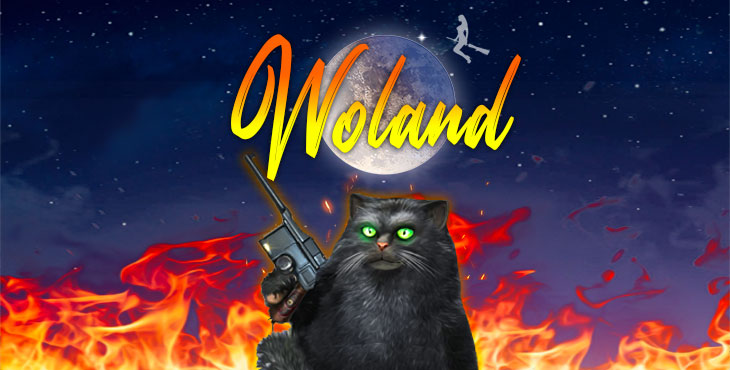WOLAND EXCLUSIVE SLOT GOES LIVE