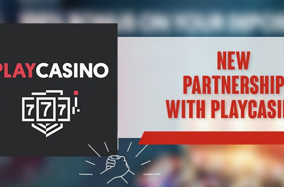 [WOW] Five Men Gaming partners with Playcasino.com