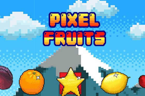 CLASSIC GAMING reincarnated! FIVE MEN GAMES gives you a chance to taste it again, with our new PIXEL FRUITS slot.