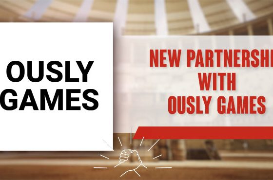Five Men Gaming partners with Ously Games