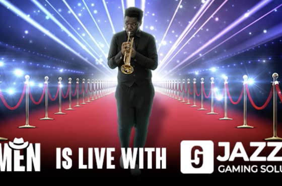 Five Men Gaming Partners with Jazz Gaming